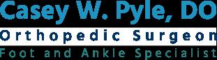 Casey W. Pyle, DO website Logo